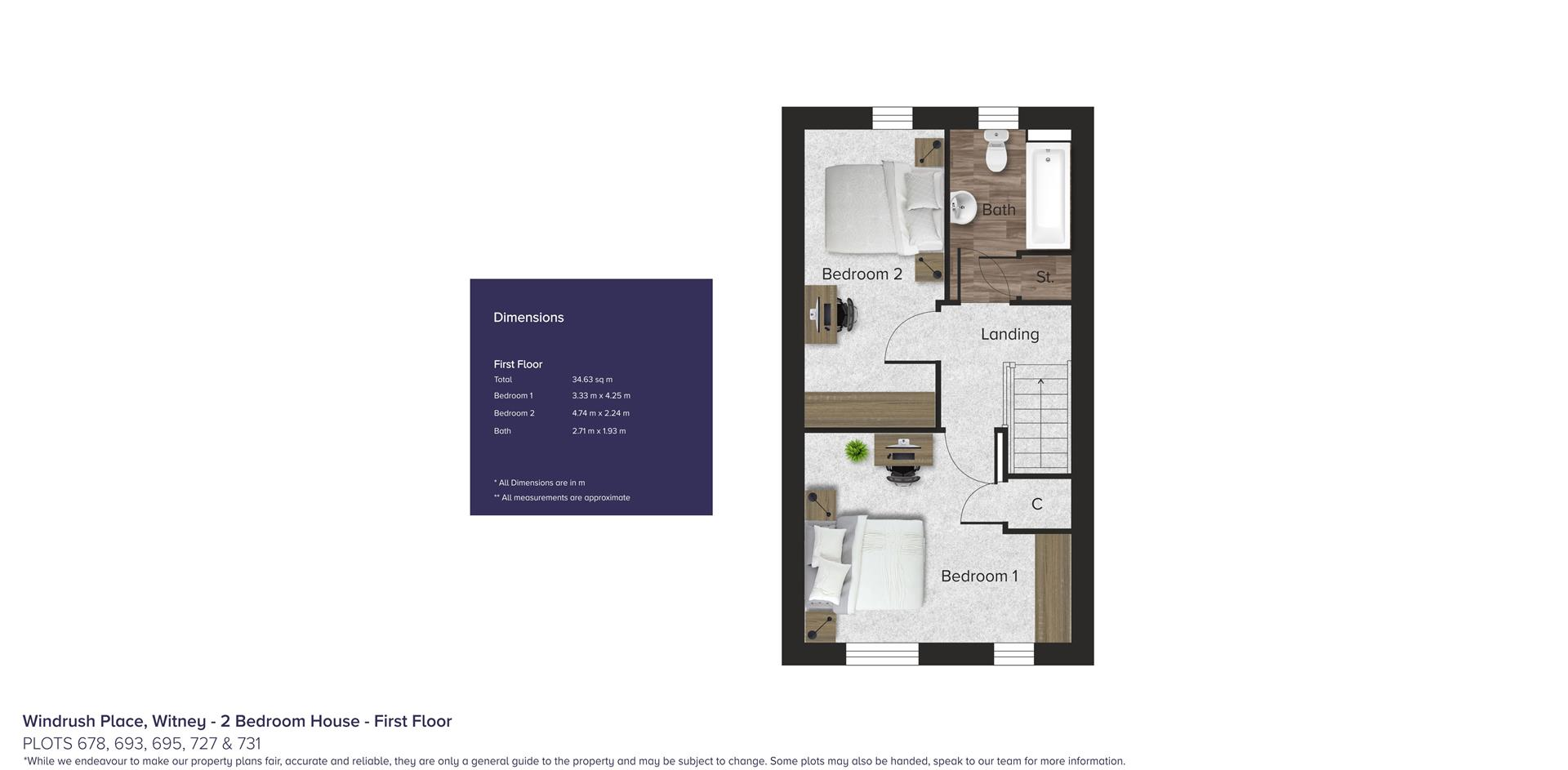 Windrush Place, Witney_Plots 678, 693, 695, 727 &